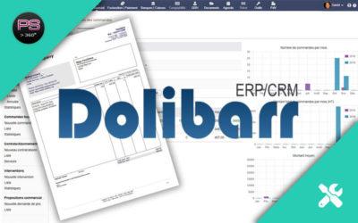 Dolibarr : Un logiciel ERP/CRM