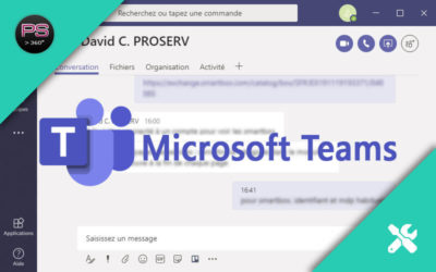Microsoft Teams : Un logiciel collaboratif
